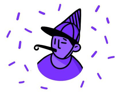 Поздравлять клиентов с днем рождения